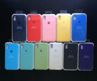 Funda Original iPhone X/Xs de silicona