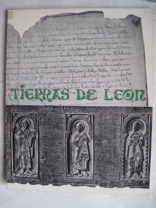 revista Tierras de León ejemplar XXII número 22