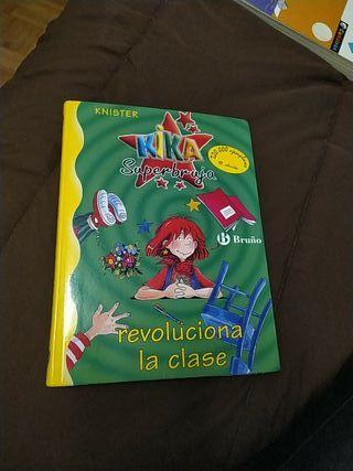libro de kika superbruja