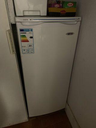 Congelador vertical Rommer