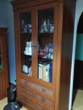 conjunto de mueble de salon