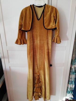 vestido flamenca niña