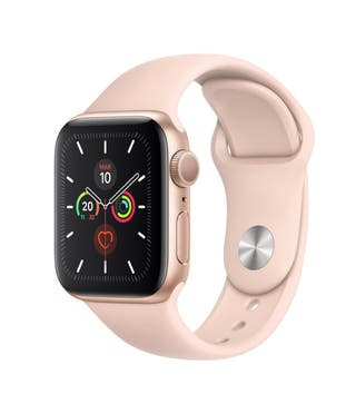 Apple Watch Series 4 40mm Rosa y Dorado