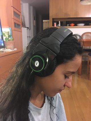 Auriculares Headphones Hercules HDP DJ-Pro M1001