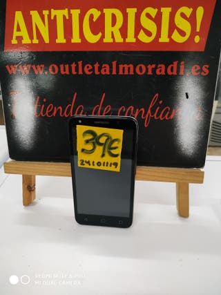 móvil Alcatel pixi 4
