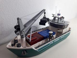 Playmobil buque Barco