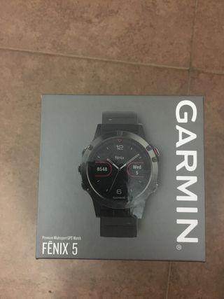 GARMIN FENIX 5 NUEVO A ESTRENAR,PRECINTADO.