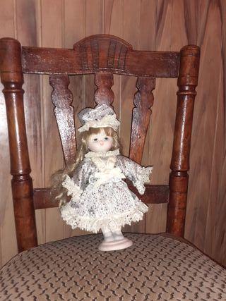 muñeco antiguo de Ramón inglés valenciano