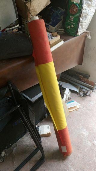 rollo de la bandera España