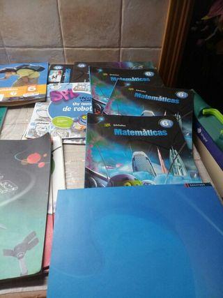 libros 6 sexto primaria y quinto