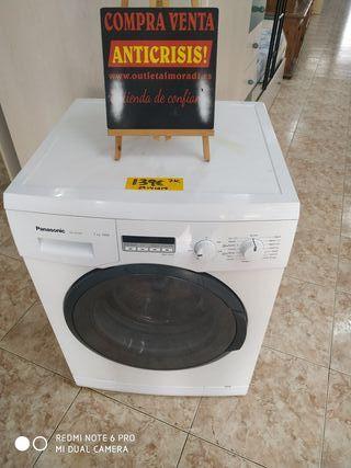 lavadora Panasonic 7k 1000rpm