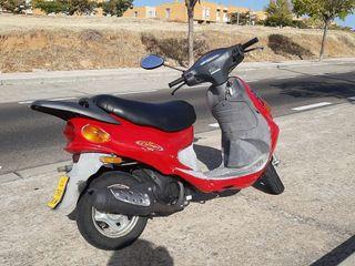 Scooter con ITV hasta 2021