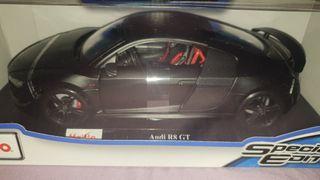 coche 1/18 audi R8 GT