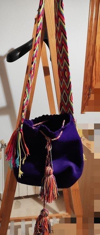 Bolso Wayuu nuevo
