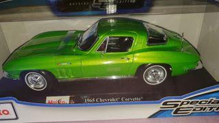 coche 1/18 corvette 1965