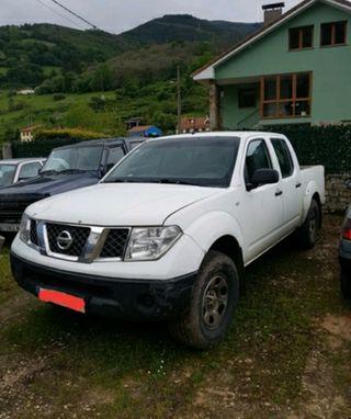 vendo Nissan Navara 2.500 dci 171cv 4x4 5 pl