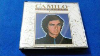 Camilo Sesto Superstar doble cd
