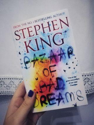 Bazar of Bad Dreams - Stephen King