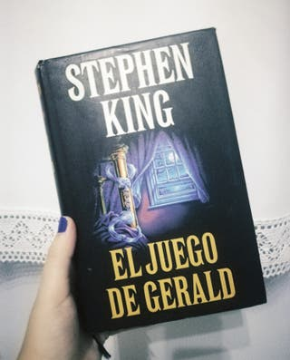 El juego de Gerald - Stephen King