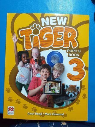 libros de inglés de 3'de primaria activity book