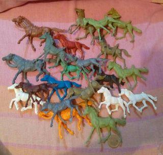lote 22 caballos