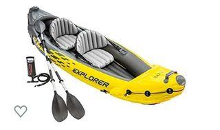 kayak hinchable dos plazas