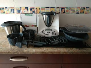 Thermomix TM31 de reestreno.