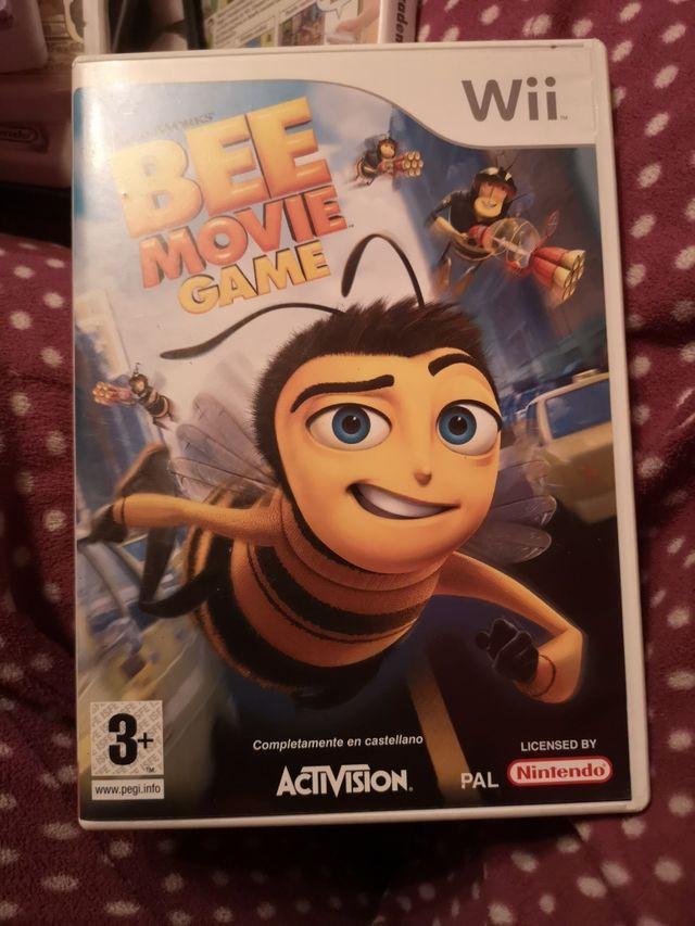 Bee Movie wii