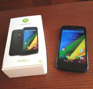 Móvil Motorola Moto G 4G
