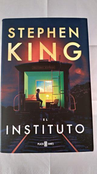 """""""El instituto"""" de Stephen King"""