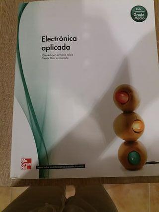 electrónica aplicada...grado medio