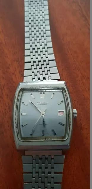 reloj citizen automatico 21 rubies bajada deprecio