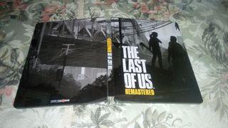 THE LAST OF US steelbook caja metálica