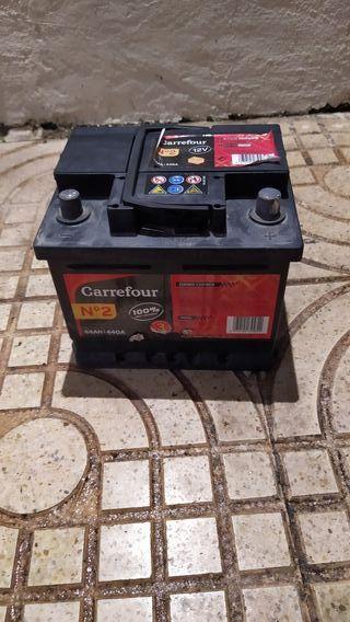bateria coche 44 Ah 440A