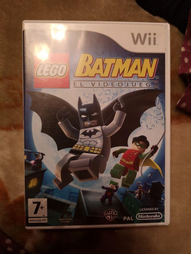 batman Lego wii