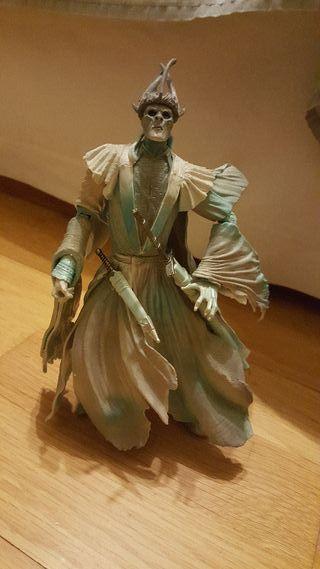 Figura de El Rey Brujo - El Señor de los Anillos