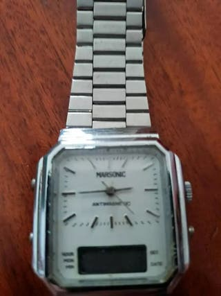 reloj MARSONIC