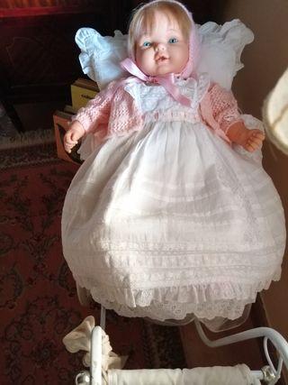 muñeca bebe 50 ctms