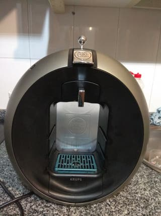 cafetera krups dolce gusto.