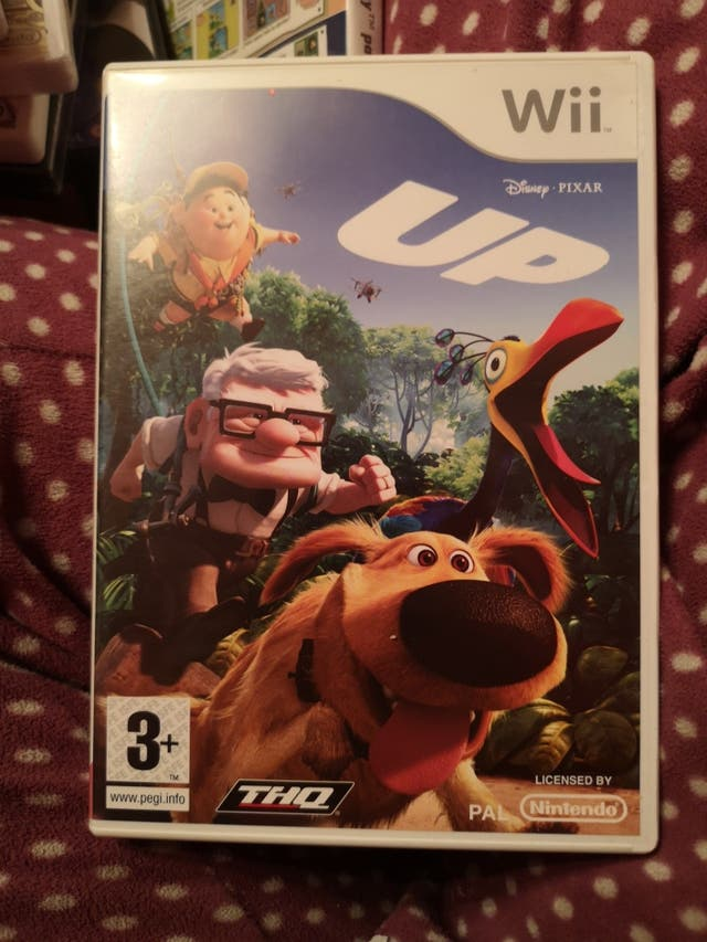 up wii juego
