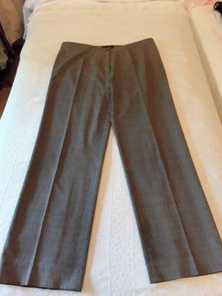 Pantalones de entretiempo de Lagar's estilo tweed