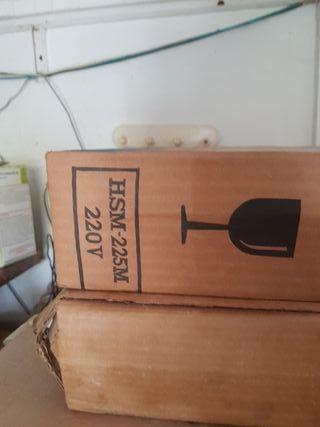 extractor de humos incrustable nuevo