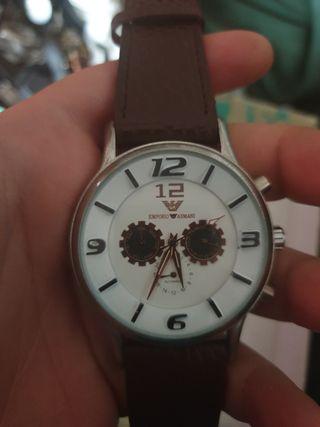reloj emporio armani automatico de movimientos