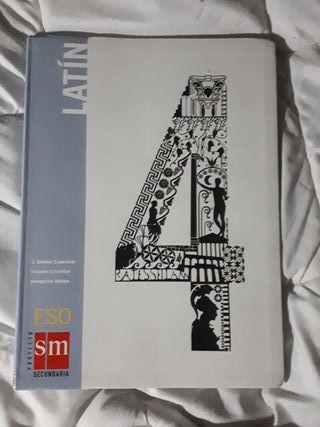 Libro de latin 4 ESO
