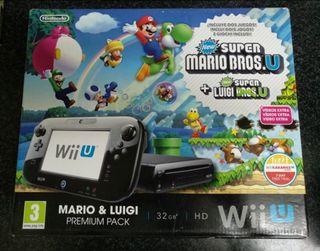 Consola Nintendo Wii U + NintendoLand