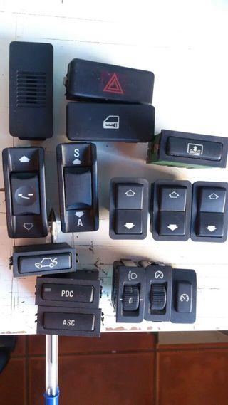 Interruptores / botones BMW