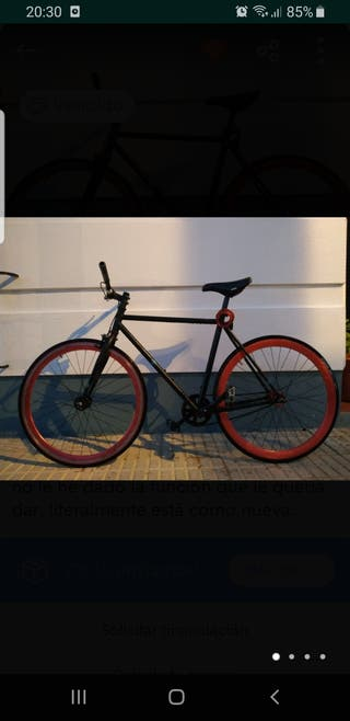Bicicleta ficsie