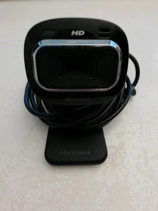 WebCam HP Lifecam 3000 HD