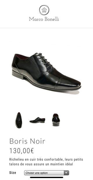 Zapatos Marco bonelli
