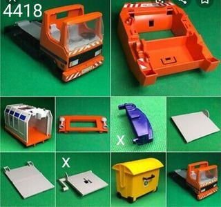 pieza playmobil 4418